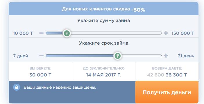 кредиты в Петропавловске