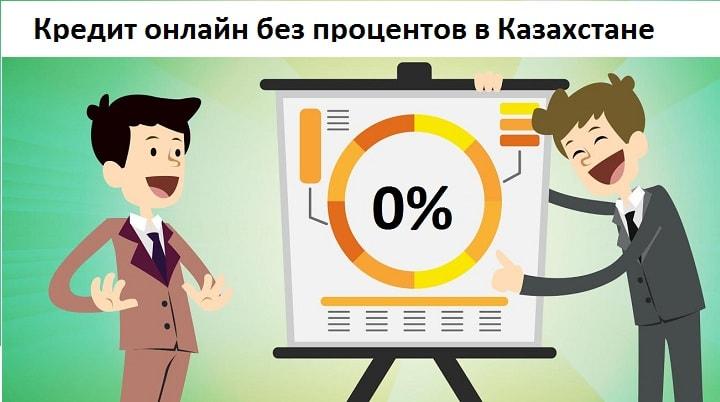 кредит онлайн без процентов
